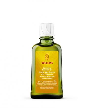 Aceite de Masaje Caléndula 100ml Weleda - Pieles Sensibles e Irritables