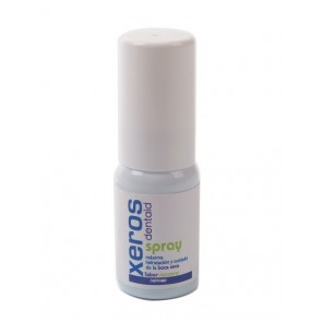 Xeros Dentaid Spray 15 Ml - Hidratación Bucal, Estimula Secreción de la Saliva