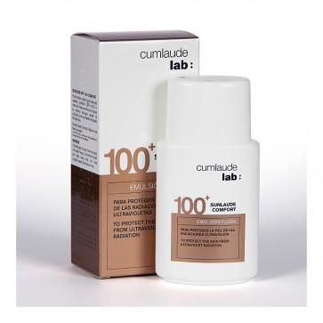 Sunlaude Comfort SPF 100+ 50 Ml - Pieles Altamente Sensibles al Sol, Prevención Alteraciones Pigmentarias, Fotodermatosis