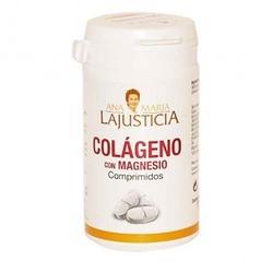 Ana Maria Lajusticia Colágeno + Magnesio 75 Comprimidos - Mantenimiento de Músculos y Huesos + Contra el Cansancio y la Fatiga