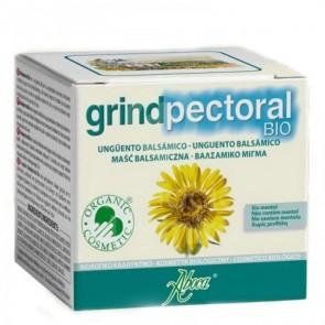 Grindpectoral Bio Ungüento Balsámico 30 gr - Emoliente, Hidratante