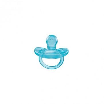 Chupete Chicco Todogoma Azul 0M+1U Silicona