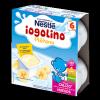 Nestle Postre Lácteo Platano 4x100 G. - Natilla Iogolino