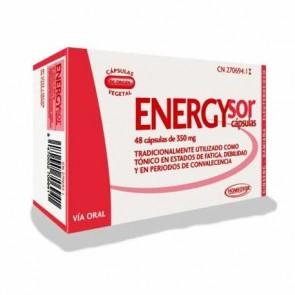 Homeosor Energysor 350 mg 48 Cápsulas