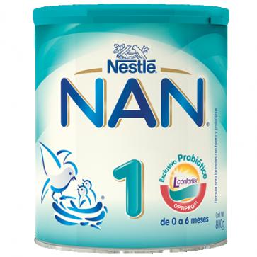Nestlé Nan Expert 1 800 gr - Leche Inicio