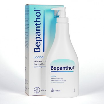Comprar Bepanthol Loción 400 Ml. Dosificador