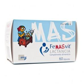 Femasvit Lactancia 60 Capsulas - Complemento Alimenticio Lactancia