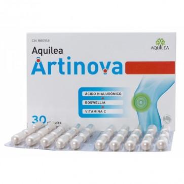 Aquilea Artinova 30 cápsulas - Ácido Hialurónico, Boswellia y Vitamina C