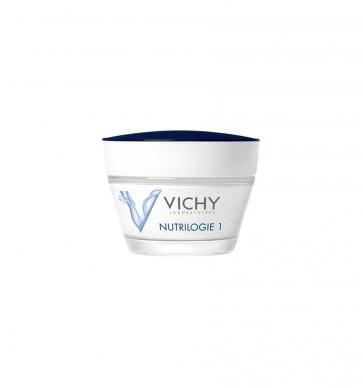 Vichy Crema Nutrilogie 1 Tarro 50 ml