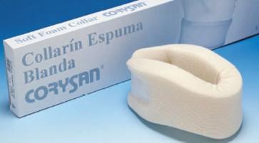 Collarín Cervical Corysan Espuma Blanda T-1