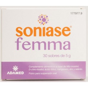 Soniase Femma 30 Sobres