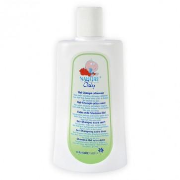 Gel Champú Nahore Baby 750 ML - Higiene y Cuidado del Cabello y el Cuerpo del Bebé
