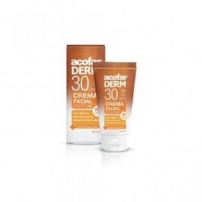 Acofarderm SPF30 Crema Facial Antienvejecimiento 50 ml