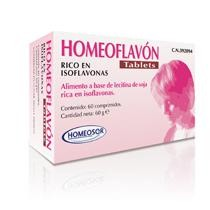 Homeosor Homeoflavón 60 Tabletas 1 gr