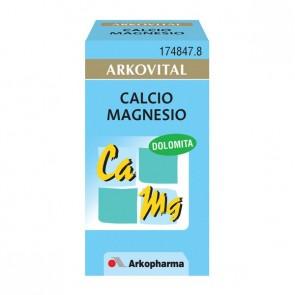Arkovital Calcio Magnesio (Dolomita) 50 - huesos fuertes y sanos