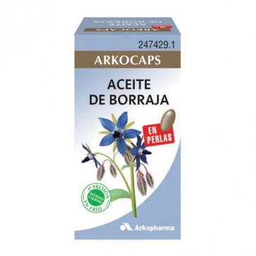 Aceite de Borraja 50 cáps. - hidratación piel, arrugas, estrías