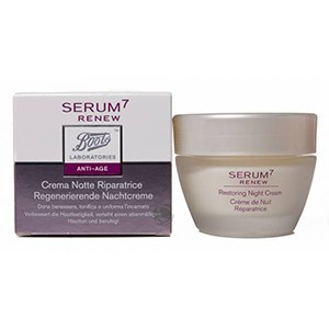 Sérum 7 Renew Crema Noche 50 ml