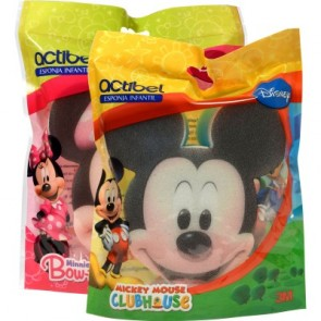 Actibel Disney Esponja Mickey and Minnie