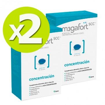 Comprar Pack Omegafort Concentración 690 Mg 30 Cápsulas