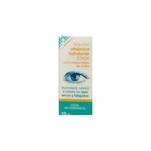 Solución Oftálmica Stada 0,2% Hialurónico Sodio 10 ml