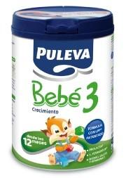 Puleva Bebé 3 Leche 800 G - Leche de crecimiento