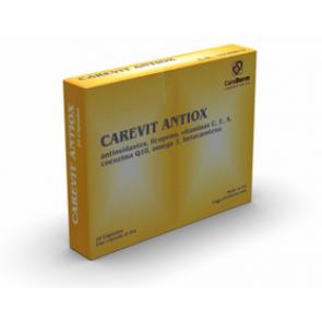 Carevit Antiox 20 Cápsulas