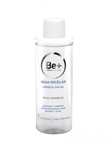 Be+ Agua Micelar Limpieza Facial Pieles Sensibles 200 ml