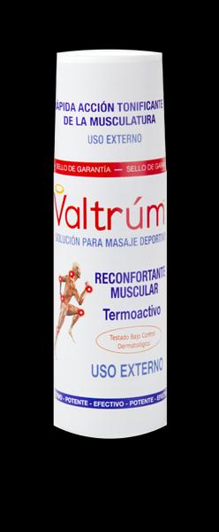 Valtrum roll on 110 ml Reconfortante Muscular Termoactivo - Solución para Masaje Deportivo