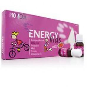 Homeosor Energy Kids 10 Viales 15 ml