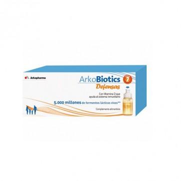 ArkoBiotics Defensas Niños 7 dosis - Sistema Inmunitario