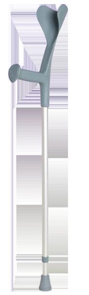 Bastón Inglés Regulable 2 Unidades de Interapothek - Diseño Ergonómico