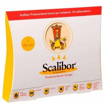 Collar Antiparasitario Scalibor para Perros 65 cm - Protege contra Mosquitos, Flebótomos y Garrapatas
