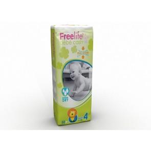 Freelife Pañal Bebé Cash 4 Maxi 7 a 18 Kg 50 Unidades