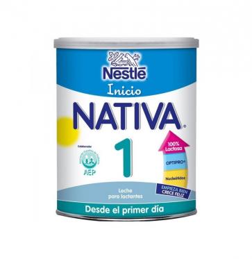 Nestlé Nativa 1 800 gr - Leche para lactantes