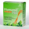 Humamil Glucomanano 750 mg 100 Cápsulas - Dieta Para Control de Peso