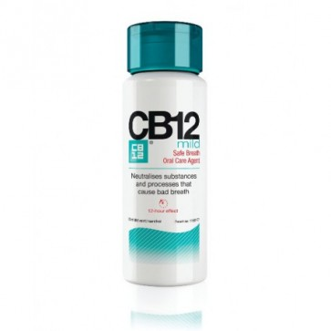CB 12 Mild Enjuague Bucal Aliento 250 ml