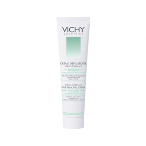Vichy Crema Depilatoria Alta Tolerancia 150 ml - Depilación Eficaz, Anti-irritante, Piel Sensible