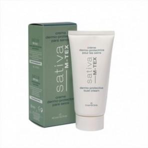 Sativa M-Tex Cosmeclinik Tubo 50 ml - Emulsión Hidratante para Senos