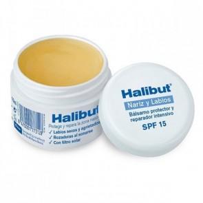 Halibut Reparador Nariz Labios 10 ml – Repara e Hidrata Nariz y Labios