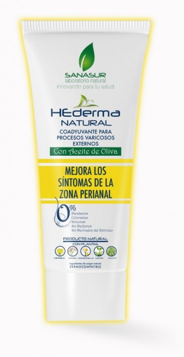 Hederma Natural 40 ml - Hemorroides