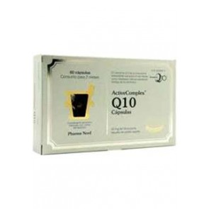 Activecomplex Q10 30Mg 60 Capsulas - Ayuda a disminuir el cansancio y la fatiga