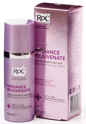 Roc Radiance Rejuvenate Piel Normal/ Mixta 50 ml