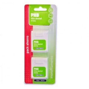 Pack Phb Hilo Dental Ptfe Fluor-Menta Duplo