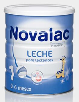 Novalac 1 400 gr - leche, lactantes, vitaminas