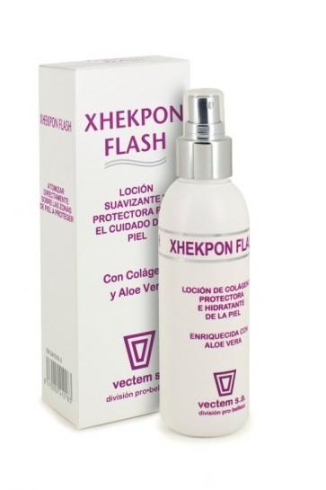 Xhekpon Flash 150ml - Tónico de Colágeno - Descongestionante y Tersor de la Piel