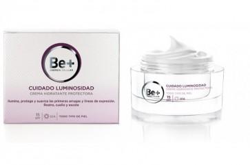 Be+ Crema Hidratante Protectora SPF15 50 ml