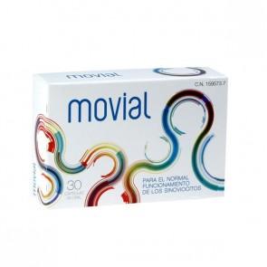 Movial 30 Capsulas - Articulaciones, Reduce la Inflamación