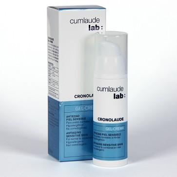 Cumlaude Cronolaude Gel Crema Antiedad 30 Ml - Tratamiento Piel Sensible, Primeras Arrugas