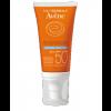 Avène Emulsion SPF 50+ Sin Perfume 50 ml - Para Proteger Pieles Sensibles de Rayos Solares