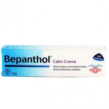 Bepanthol Calm Crema 20 gr - Alivio del Picor y Enrojecimiento sin Cortisona